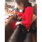 옥주현, 송혜교에게 다리 여자마사지 마사지 받았다고?