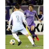 대구FC, ACL 일본원정서 히로시마에 무릎…0대2 완패