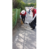 한국마사회 대구지사 어르신 채용 환경미화 활동