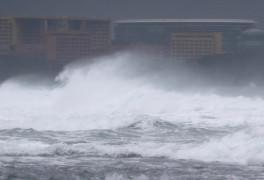 태풍 찬투 17일 오전 성산 남남동쪽 해상 통과중→18일 일본 상륙