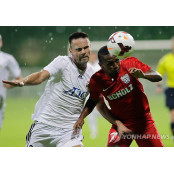 SERBIA SOCCER UEFA EUROPA LEAGUE Cukaricki QUALIFIER