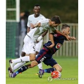 SERBIA SOCCER UEFA EUROPA LEAGUE Cukaricki QUALIFICATION