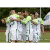 LATVIA SOCCER UEFA EUROPA LEAGUE