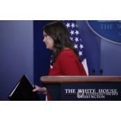 USA WHITE HOUSE SANDERS