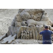LATVIA SAND SCULPTURE FESTIVAL
