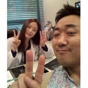 """김효진, 이번엔 비뇨기과 비뇨기과 갤러리 의사..""""유부녀 맞아?"""""""