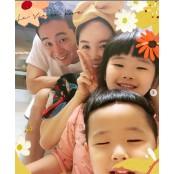 """장영란♥︎한창, 아들이 찍은 고딩 행복한 가족사진 """"뒷 고딩 모습은 고딩"""" [★SHOT!] 고딩"""