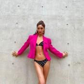 """에프엑스 루나, 속옷에 섹시한속옷 재킷만 걸쳤네 """"구릿빛 섹시한속옷 섹시퀸"""" [★SHOT!]"""