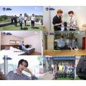 '엠카' 몬스타엑스, 2PM '우리집' 뮤비 섹시 완벽 재해석..섹시·코믹 오가는 매력 장인 섹시