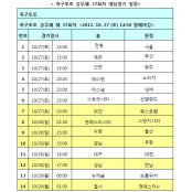 축구토토 승무패, K리그 축구승무패37회차 및 EPL 대상 축구승무패37회차 37회차 발매