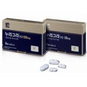 씹어먹는 발기부전藥 인기…한미약품 이어 대웅제약도 누리그라정100MG 출시