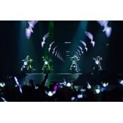 """2NE1 말레이시아 월드투어, 산다라박, """"블랙잭 감사해요"""""""