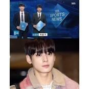 """SBS 측 """"이승기 sbs스포츠 스포츠뉴스 출연="""