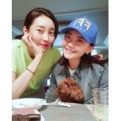 서영, 오랜만에 임성언 근황 공개..여전한 미녀