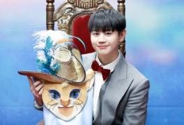 """8연승 부뚜막 고양이 양요섭 """"숙제 같았던 '복면가왕', 잘했다 칭찬 받고파""""(..."""