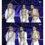 2NE1, 여자그룹상 수상…박봄 언급 없이 수상 소감 생방송블랙잭 [SBS 가요대전]