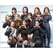 """[종합] 이달의 소녀 """"SM 이수만, 앨범 프로듀싱 하슬 영광…하슬 빠졌지만 우린 12명"""" [MD현장]"""