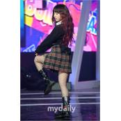 [MD포토] 로켓펀치 쥬리 섹시스타킹