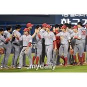 SK 야수 정상화 과정, 연승 야구경기결과 끝났지만 야구를 한다[MD이슈]