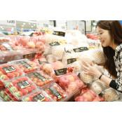 롯데마트, '황금당도' 과일로 신선식품 경쟁력 황금알농법 강화