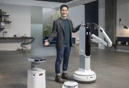 삼성·LG, CEO가 직접 챙기는 로봇사업 성과 '주목'