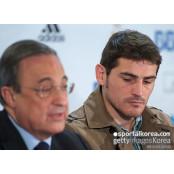 """카시야스, """"레알 떠난 건 실수였다, 포르투에서 많이 FC포르투 깨달아"""""""