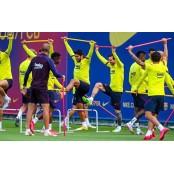 바르셀로나, 훈련 때 메시에게 태클 FC바르셀로나 자제하는 '메시 룰' 있다