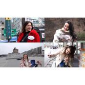 '맨땅에 한국말' 외국 사다리게임 미녀 4인방을 놀라게 사다리게임 한 K-게임의 정체! 사다리게임 [채널예약]