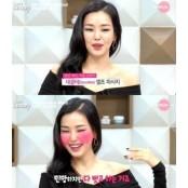 겟잇뷰티 이하늬, 마유크림+코어운동 소개