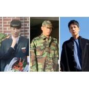 '더킹' 김경남, 교복→군복→제복 제복 성장사…끝없는 매력ing