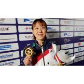 [AG] 성기라, 주짓수 여자 62kg급 여자성기 금메달