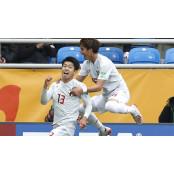 [U20월드컵] 일본, 멕시코 3대 0 완파…16강행 유력 월드컵북중미예선