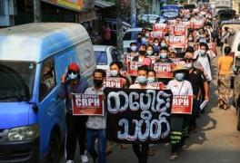 미얀마 하루 사망자 1