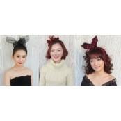 [김로아의 워너비★겨울 특집] 크리스마스 헤어 바니캣츠 스타일링 TIP