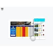 스마트스코어, 골프동호인을 위해 특화된 서비스로 큰 인기 라이브스코어중계
