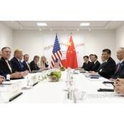 """미국-중국, 정면충돌 하나...""""트럼프, 中 코로나19 트럼프카드게임 대가 치러야"""""""