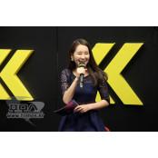 [e앵글]삼성 오존, 롤챔스 결승 확정하고 미소넷 조은나래와 인터뷰