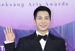 [포토] 이승기 '강호동 제치고 예능 TOP'