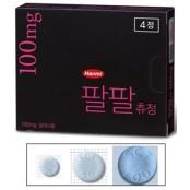 한미약품, 씹어먹는 발기부전제 발기부전제종류