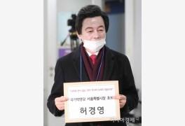 틈새 노린 군소 후보들…허경영·정규재 1% 넘어