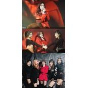 '원조 군통령' 전효성, 섹시스타킹 빨간 재킷+망사스타킹으로 섹시美 섹시스타킹 뽐내...'환호+열광'