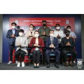 벤투와도 축구 발전 해외축구일정 논한 벨, 키워드는 해외축구일정 여전히 '소통'