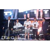 [블소 토너먼트 태그] 2015황금성 GC Busan, 태그매치 2015황금성 초대 우승!