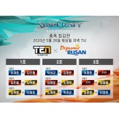 TEN 스타크래프트 종족 최강전, 대진표 공개