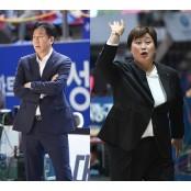 WKBL 최초 무관중 경기에 대한 양 팀 WKBL 감독의 반응은?