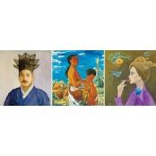 자화상·누드…우리들의 얼굴로 읽는 일본누드 시대정신