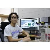 광고회사 뛰쳐나와 창업한 양희욱, '골전도 인터넷릴천지 스피커 선글라스'로 美서 22억 모아 인터넷릴천지