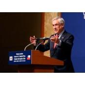 """피네라 칠레 대통령 한국에로 """"한국과 5G·전기차·에너지 협력 한국에로 기대"""""""