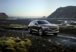 제네시스, 첫 중형 SUV GV70 전 세계 동시 공개