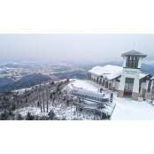 용평리조트 스키장 23일 하이캐슬리조트 오전 공식 오픈 하이캐슬리조트
